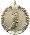MS500 Victory Torch Medal