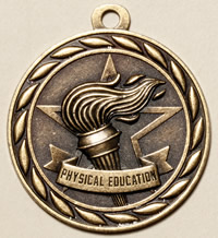 Physical Education Medal