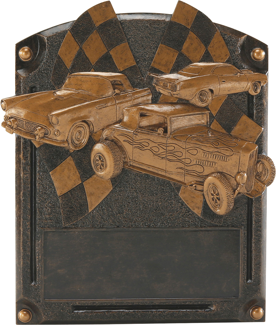 Car Show Legends Resin Trophy