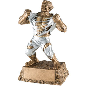 Victory Generic Monster Resin Trophy